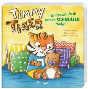 Timmy Tiger Schnuller