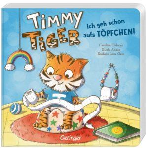 Timmy Tiger Töpfchen