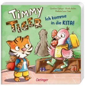 Timmy Tiger Kita