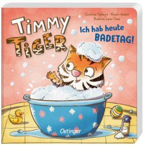 Timmy Tiger Baden